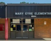 Mary Eyre front entrance